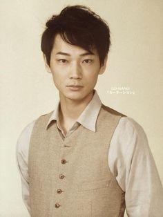 Ayano Gou as Suo Ryuichi (Carnation, 2012)