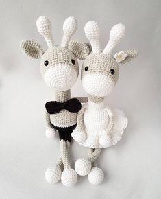 Cute couple of giraffes Hand-Knitted giraffe Amigurumi Handmade crochet giraffe wedding gift crochet wedding gifts Cute couple of giraffes Hand-Knitted giraffe Amigurumi Handmade crochet giraffe wedding gift crochet toys Crochet Monkey, Giraffe Crochet, Crochet Bunny, Cute Crochet, Crochet Geek, Crochet Gifts, Crochet Toys, Crochet Wedding Gifts, Cute Anniversary Gifts