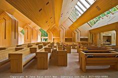 norman jaffe designed synagogue