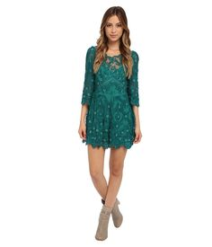 be2187fb9d06 Selling this Free People Embroidered Emerald Songbird Romper in my Poshmark  closet! My username is  refineselection.