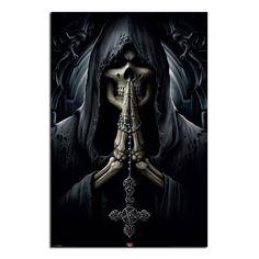 Spiral Death Prayer Poster   iPosters