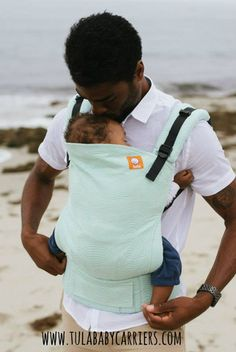 (Standard Size) Full Wrap Conversion Tula Baby Carrier - Tula The Wave