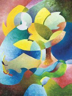 """""""The Moon Tree"""" - Sally Trace"""