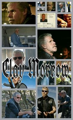 Clay Morrow sons of anarchy