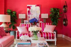 Hampton Designer Showhouse Room by Brian Patrick Flynn