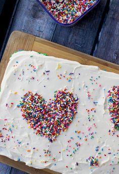 The Lovers, The Dreamers, and You Rainbow Cake