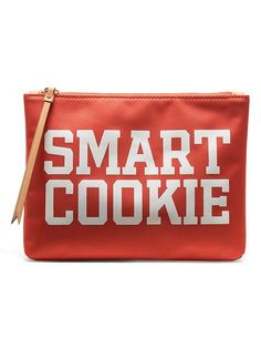 """""""Smart Cookie"""" Pouch"""