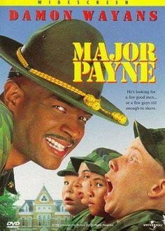 Damon Wayans & Karyn Parsons & Nick Castle-Major Payne