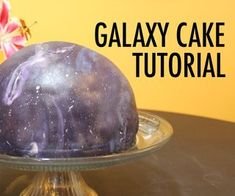 In this 3-part video tutorial, I'll walk you through the basics of making a dome cake, buttercream frosting, and the beautiful fondant decorations that make this galaxy cake come together. This cake is perfect for the astronomer or sci-fi space nerd in your life. Have a Doctor Who, Star Trek, Star W...By: mercifulmaenadContinue Reading » Via:: Instructables