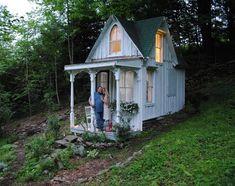 tiny houses - way too cute