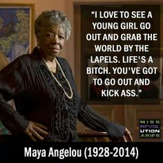 66 ideas black history quotes wisdom inspiration maya angelou for 2019 Great Quotes, Quotes To Live By, Me Quotes, Inspirational Quotes, Crush Quotes, Love Is Comic, Black History Quotes, Maya Angelou Quotes, Queen