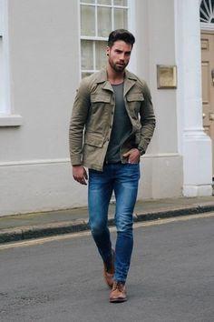 Cómo combinar unas botas marrónes en 2016 (510 formas) | Moda para Hombres