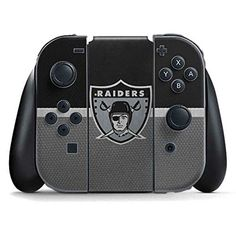 NFL Oakland Raiders Nintendo Switch Joy Con Controller Skin - Oakland Raiders Vintage Vinyl Decal Skin For Your Switch Joy Con Controller  https://allstarsportsfan.com/product/nfl-oakland-raiders-nintendo-switch-joy-con-controller-skin-oakland-raiders-vintage-vinyl-decal-skin-for-your-switch-joy-con-controller/  Ultra-Thin, Lightweight Nintendo Switch Joy Con Controller Vinyl Decal Protection Offically Licensed NFL Design Industry Leading Vivid Color Vinyl Print Technology