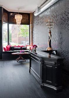 black-salon-reception-desk