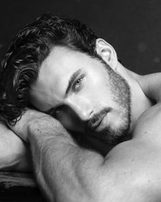 Male Face, Male Body, Guy Pictures, Hair And Beard Styles, Black And White Pictures, Male Beauty, Perfect Man, Pretty Face, Gorgeous Men