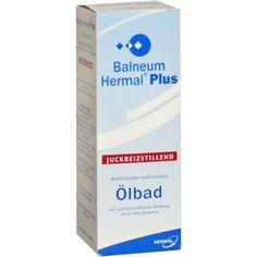 BALNEUM Hermal plus flüssiger Badezusatz:   Packungsinhalt: 200 ml Flüssigkeit PZN: 04291394 Hersteller: ALMIRALL HERMAL GmbH Preis: 7,04…