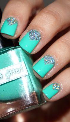Let it glitter!: Sparkling Edge of Paradise