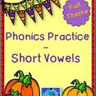 No Prep!  Just Print and Go! Students can complete independently or in small guided groups.   Short vowel practice perfect to promote student learn...