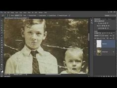 Restore an Old Photo Ep 106: Take & Make Great Photography with Gavin Hoey: Adorama Photography TV - YouTube