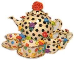 tea set by odessa