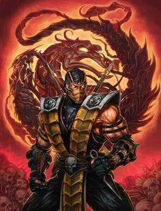 Mortal Kombat: Scorpion