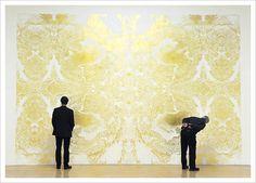 RICHARD WRIGHT  http://www.widewalls.ch/artist/richard-wright/  #contemporary #art