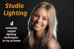 Home photo studios: how to shoot pro-quality portraits with a basic studio kit