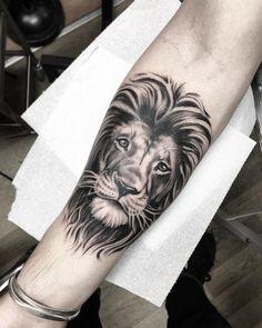Stelle für den Löwen