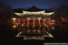 Kwanghan Pavilion (광한루) South Korea