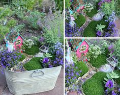 Make your container garden interesting by applying a few of these trendy Container Gardening Ideas. Check out!
