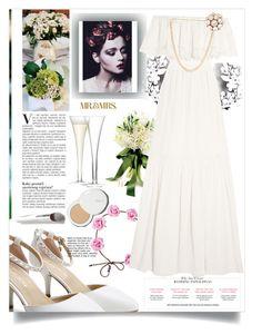"""Wedding Party"" by zafiaida ❤ liked on Polyvore featuring Élitis, Temperley London, Dolce&Gabbana, LSA International and lilah b."
