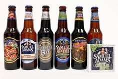 The Gift Guide for Beer Lovers: Samuel Adams Beer Lover's Chocolate Box (Chocolate Box) I Like Beer, More Beer, Wine Country Gift Baskets, Samuel Adams, Gifts For Beer Lovers, Beer Brands, Beer Packaging, Wine And Liquor, Wine Fridge