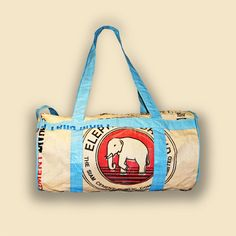 Cute gym bag - buying one means one school bag donated to an African child