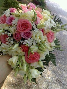 Bouquet semi sceso