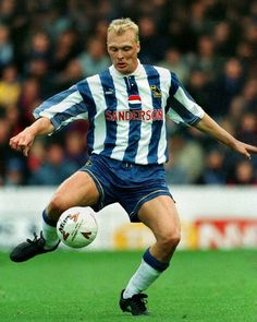 Klas Ingesson of Sheffield Wed in 1994.