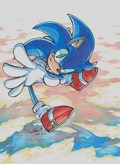 Summer of sonic 2013 art entry by f-sonic on DeviantArt