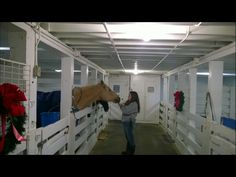 These are the stables at Graceland