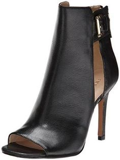 Nine West Women's Kirstey Leather Dress Sandal by stefanie
