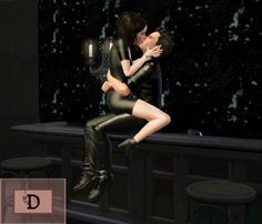 My Sims 3 Poses: adult