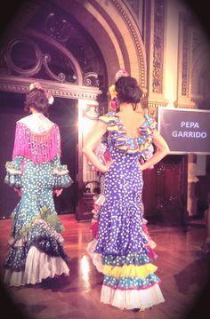 """Desfile """"Una Feria en la Memoria"""" de @Maria de los Angeles Costa Garrido en We Love Flamenco 2014"""