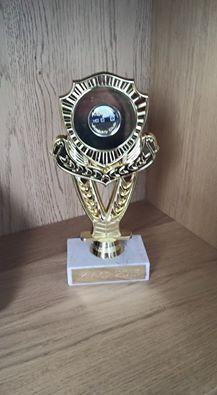 Chloe's Trophy :)