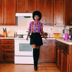 BLACK WOmen and Their Style Game ! .. Tribute