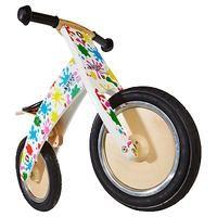 Kiddimoto Kurve Balance Bike, Splatz , Kiddimoto , John Lewis