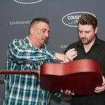 Cute story :) This is my favorite part ----- Let me tell ya folks, Chris Young is a class act and a great country music artist.  His smooth delivery when he sings, his up beat personality and genuine down to earth persona make him one of my favorites of all time!