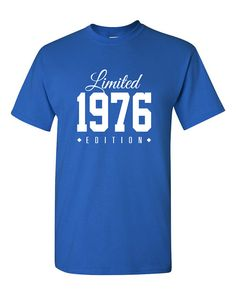 1976 Limited Edition 2015 39th Birthday Party by TeeHeeHeeShirt