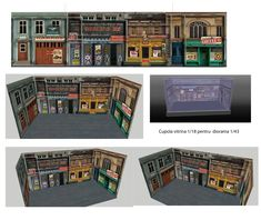Printable Box, Printables, Free Paper Models, Diy And Crafts, Paper Crafts, 40k Terrain, Mini Craft, Paper Plane, Paper Houses