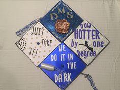 Graduation caps  DMS Sonographer ultrasound