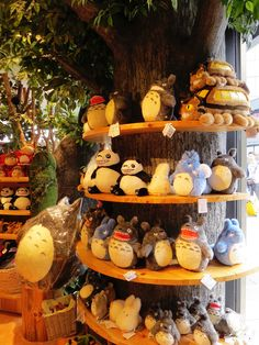 Studio Ghibli Store at Asakusa