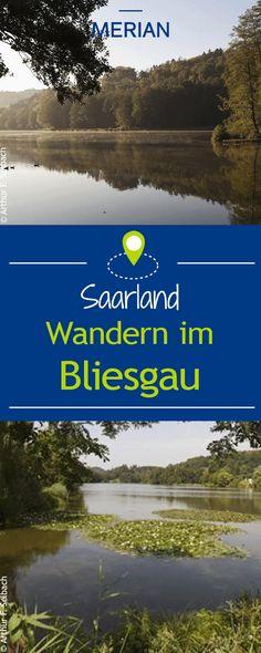 Wandern im Saarland: Wie nehmen euch mit auf eine Wanderung auf dem Mariannenweg im Bliesgau.
