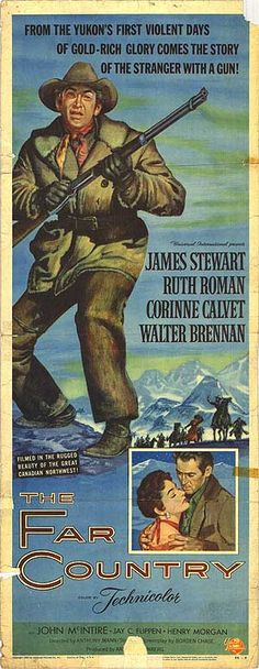 [ FAR COUNTRY POSTER ]